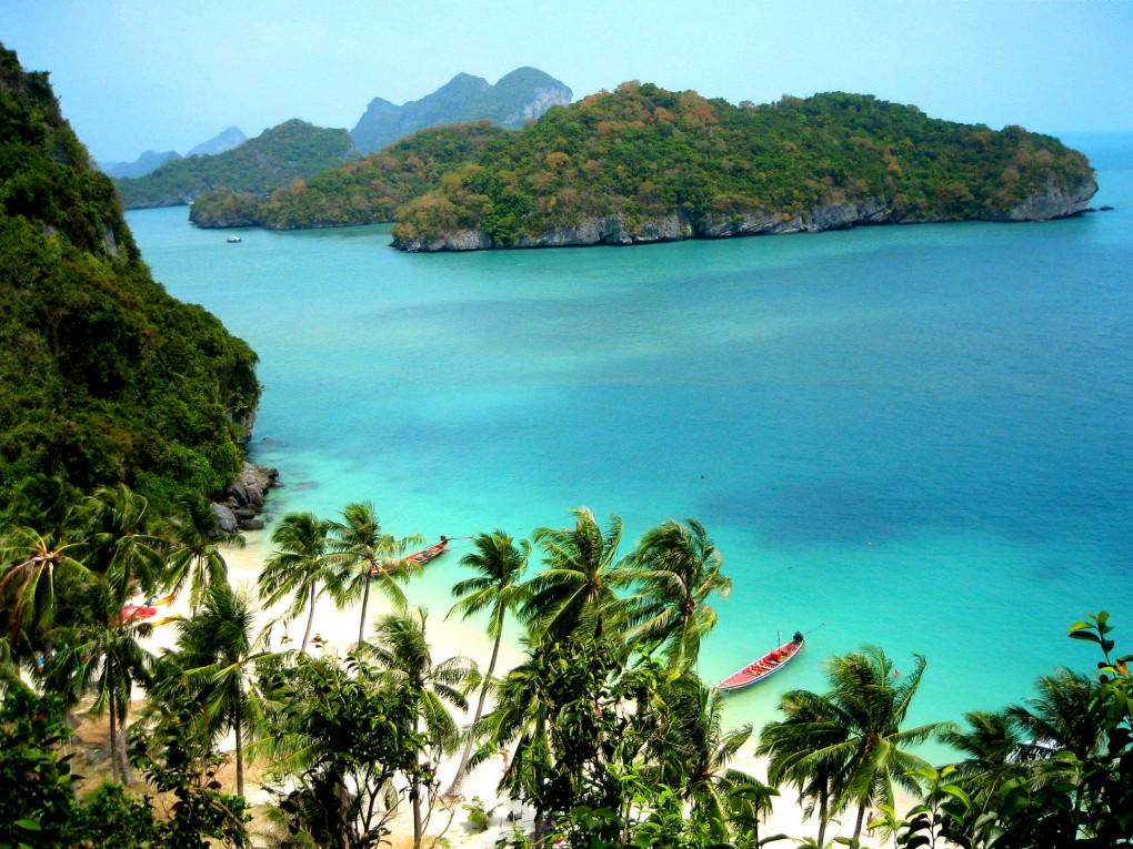 Îles Anh Thong