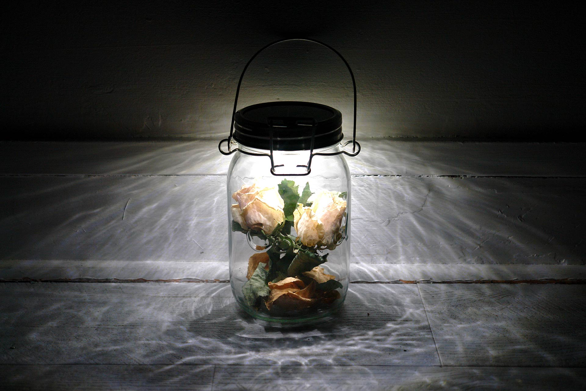 Solar Jars Eco Friendly Solar Lantern The Consol Solar Jar