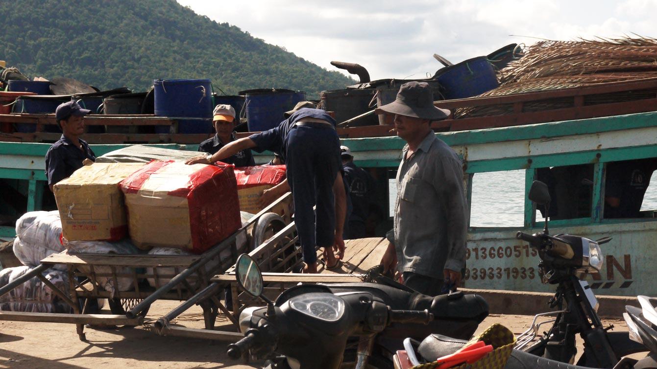 Village An Thoi, Phu Quoc