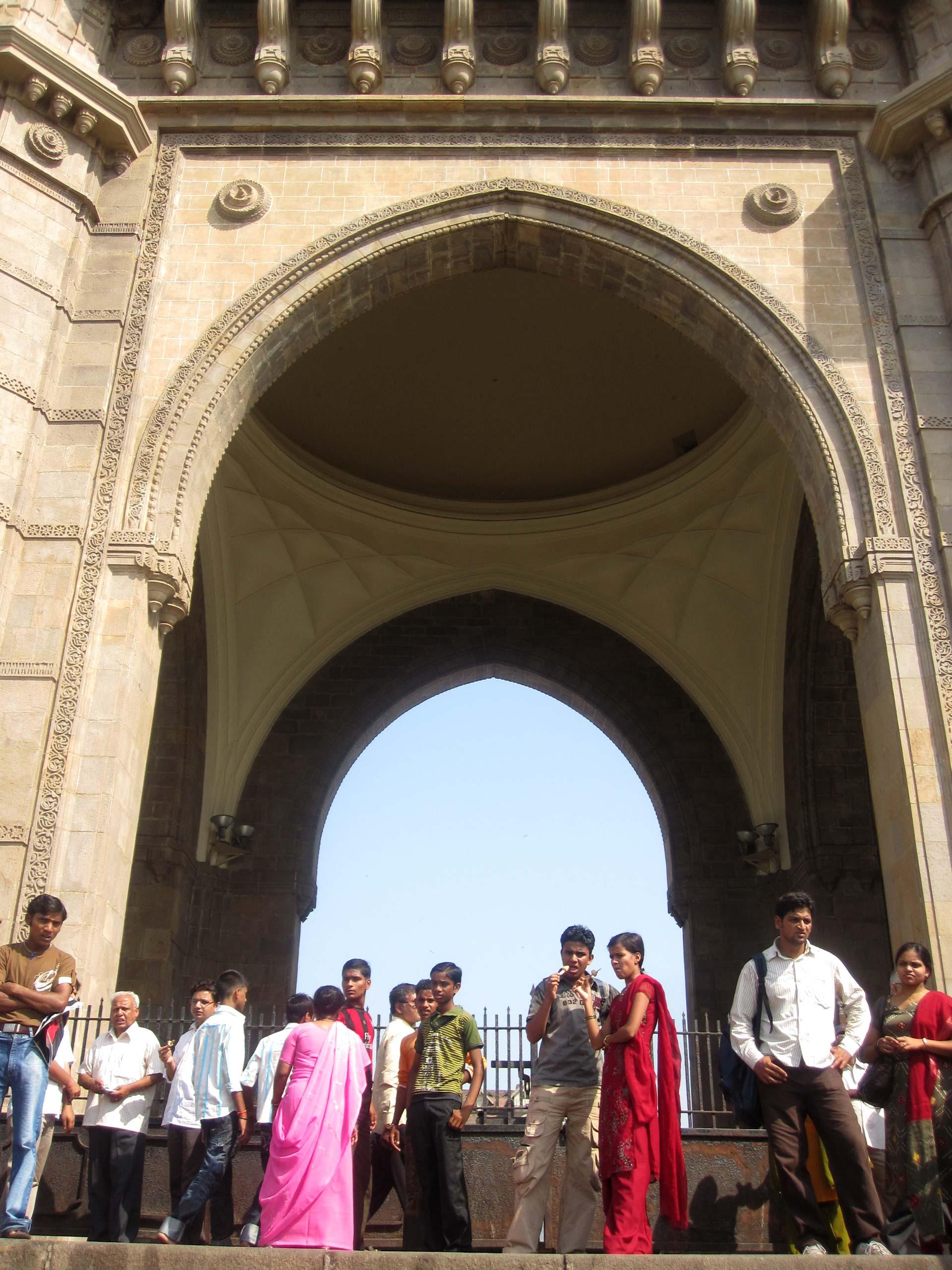 Elephanta island mumbai inde asie for Porte des indes