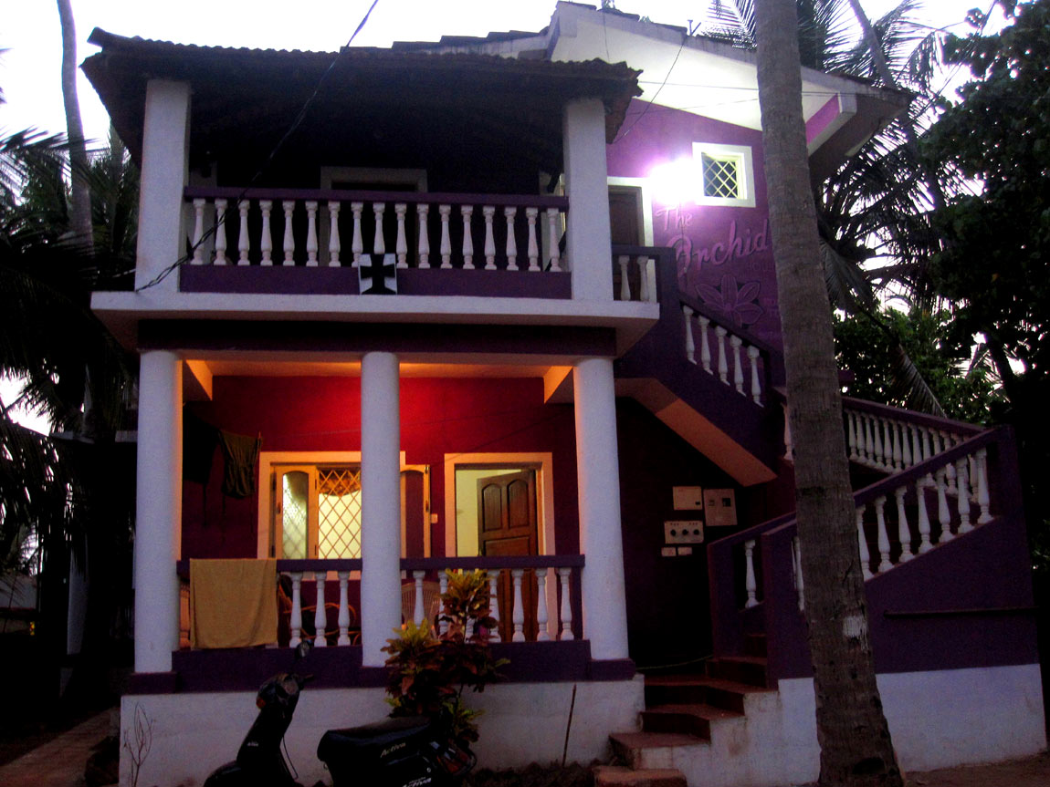 Anjuna 2 Beach House Arambol Vagator Anjuna Goa North India Asia Islandtouchcom