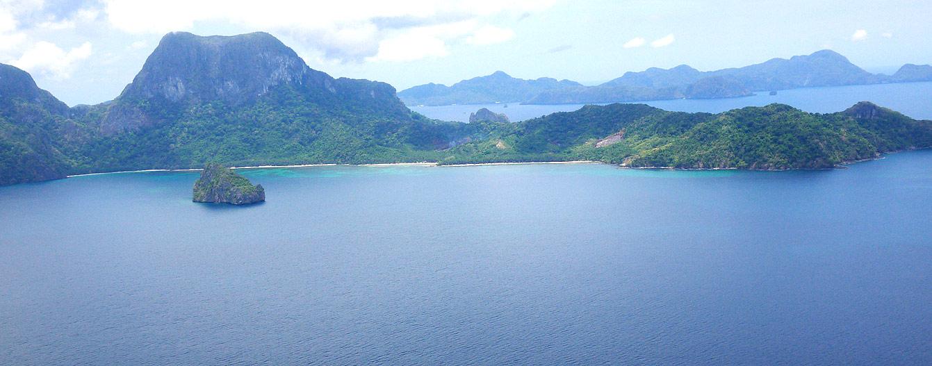Île de Palawan, El Nido, Philippines