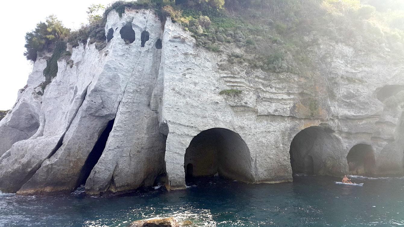 Grottes de Pilate - Ponza