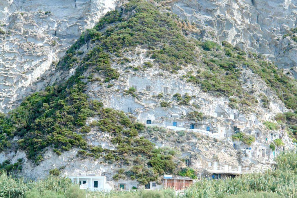 Maisons troglodytes, Palmarola