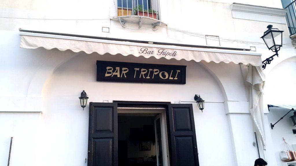 Le bar tendance Tripoli
