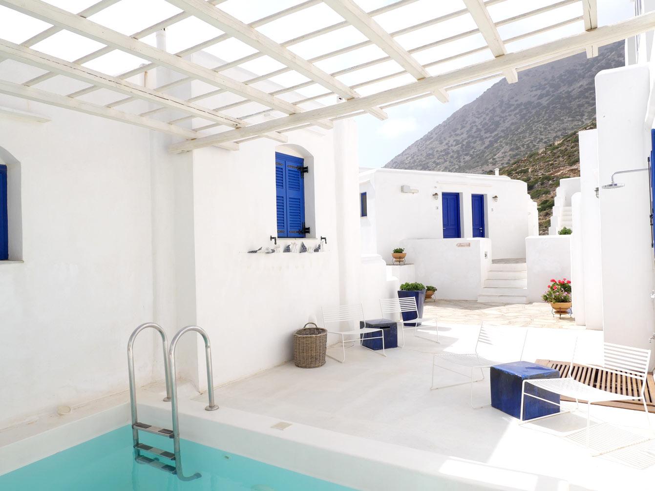 Delfni hotel Sifnos