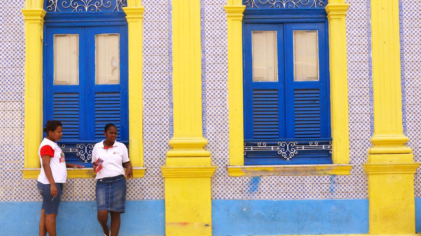 Olinda Brésil, Ville coloniale