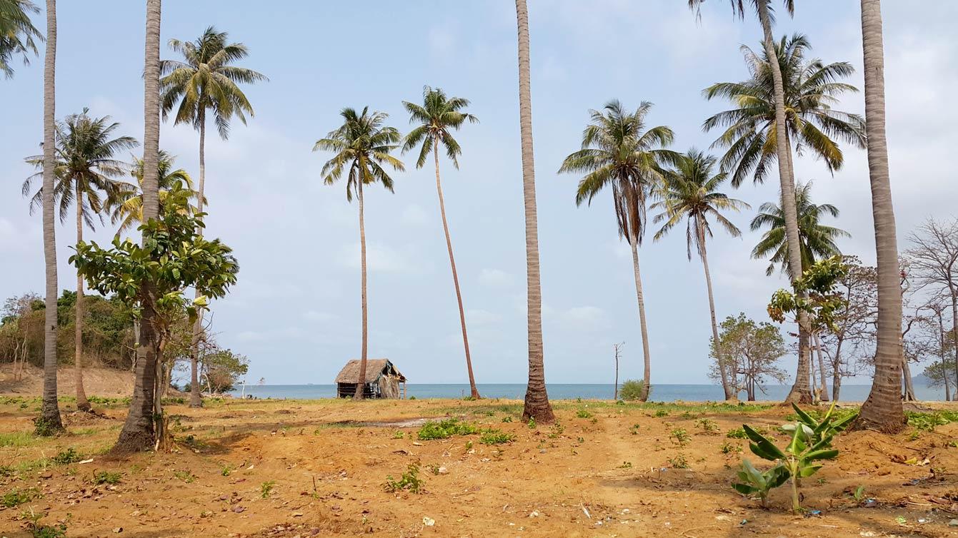 Koh Tonsay, Rabbit Island, Cambodia