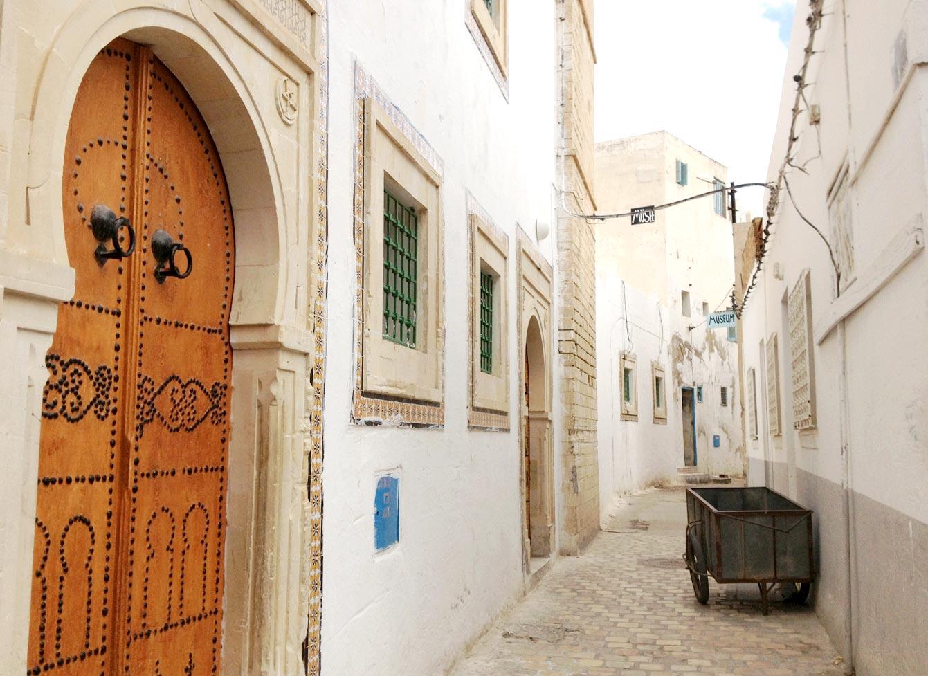 Médina de Nabeul, Tunisie