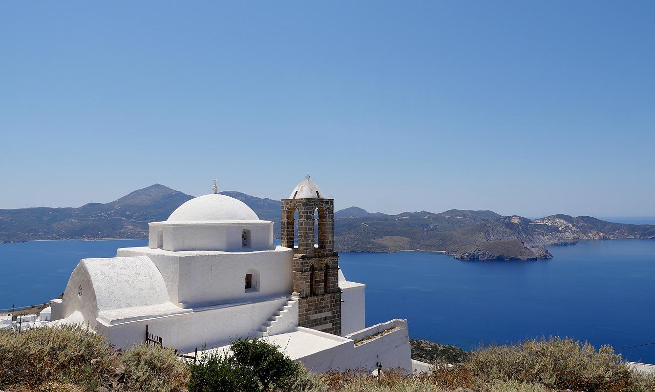 Église de Kimissi tis Théotokou, Milos