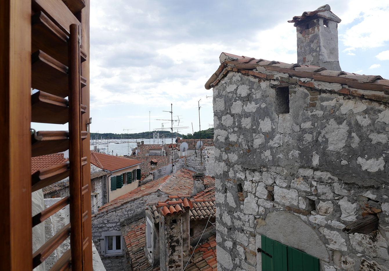 Rovinj, Croatie