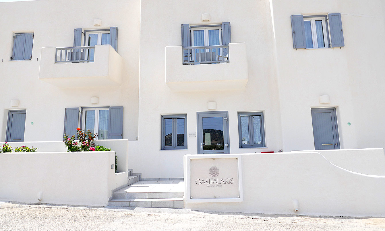 Garifalakis Comfort Rooms (Milos)