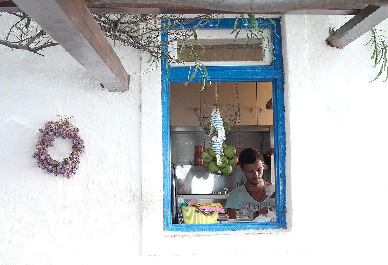 Le Kiki's Tavern, Mykonos