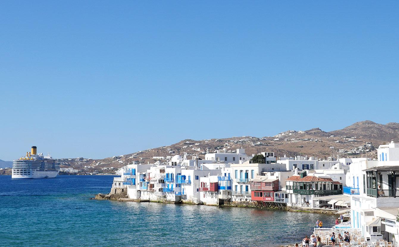 Chora, Mykonos, Grèce