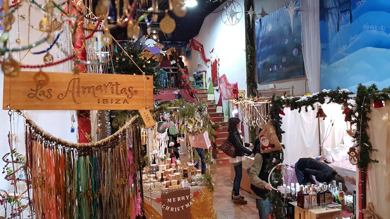 Marché de Noël à Las Dalias