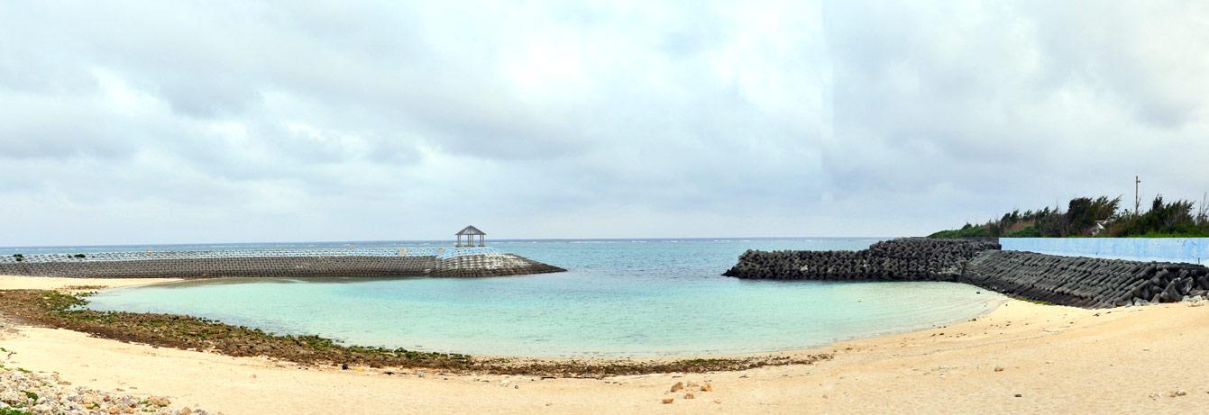 Plage Waiwai Beach (Miyakojima)