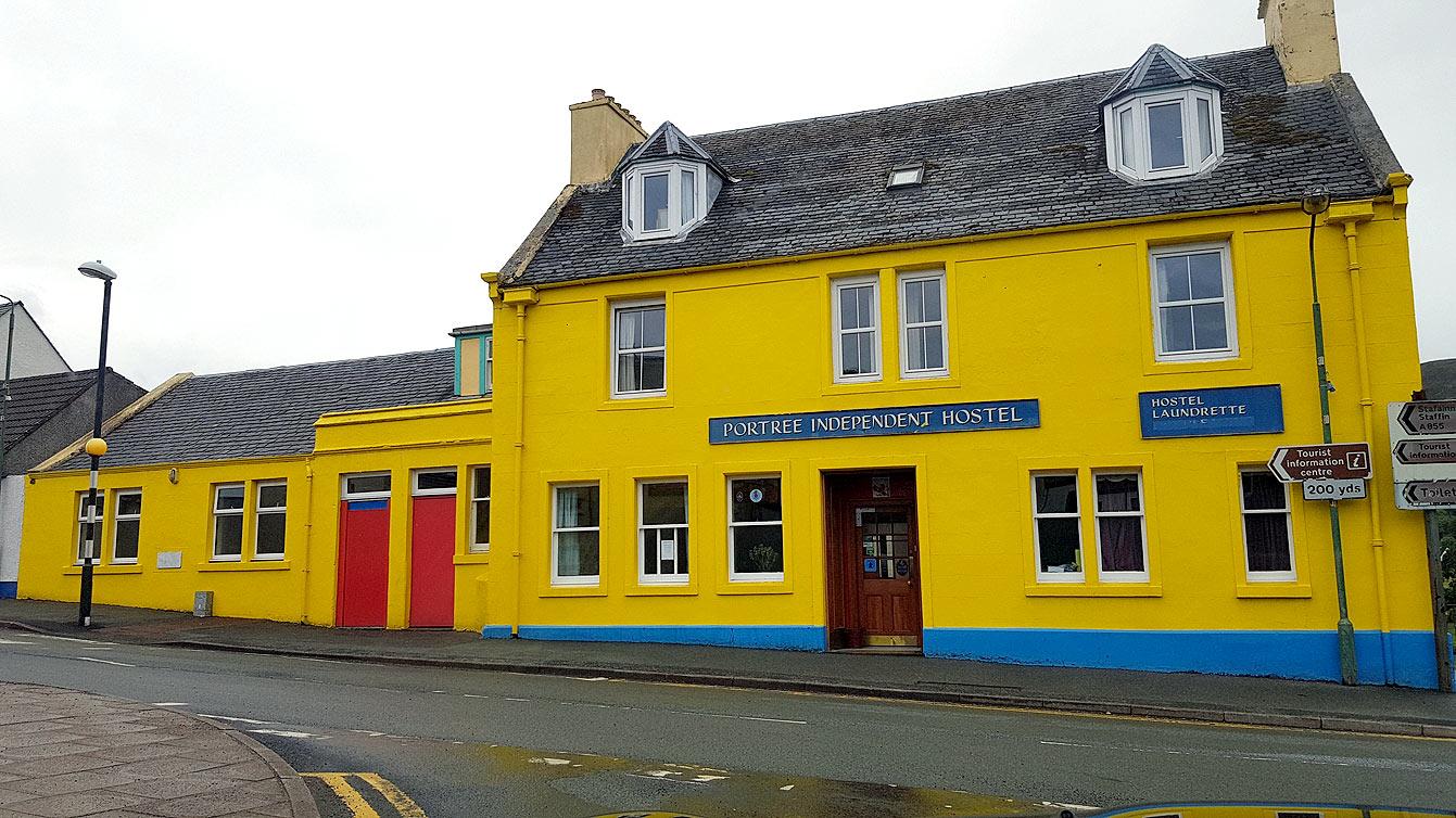 Portree, île de Skye