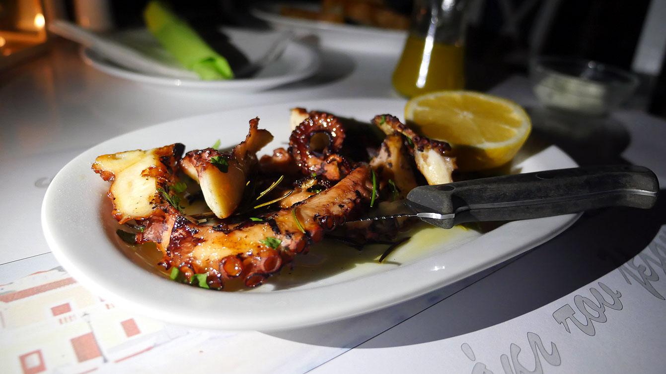 Restaurant Akrogialia (Spetses)