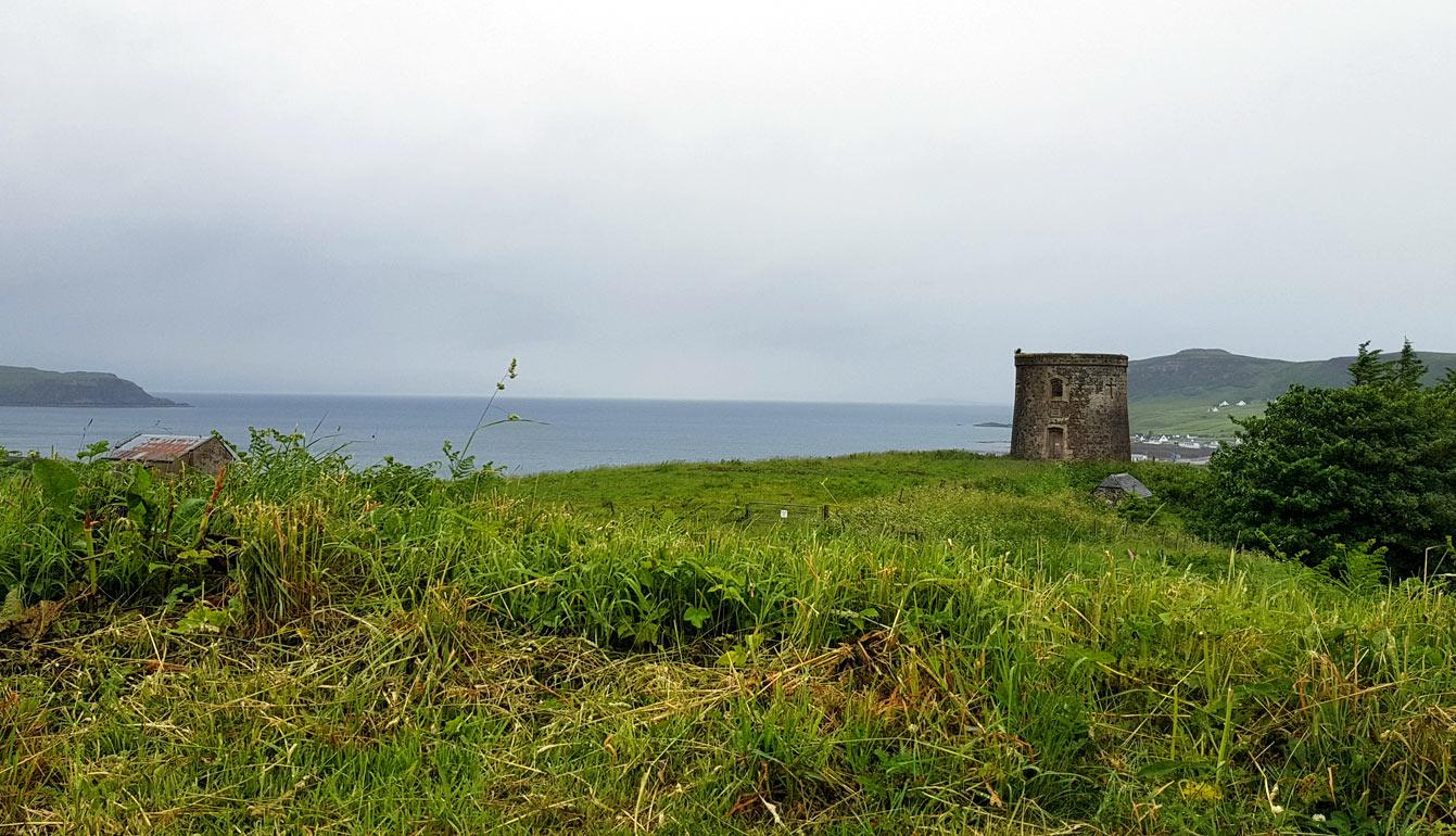 Port de Uig, île de Skye