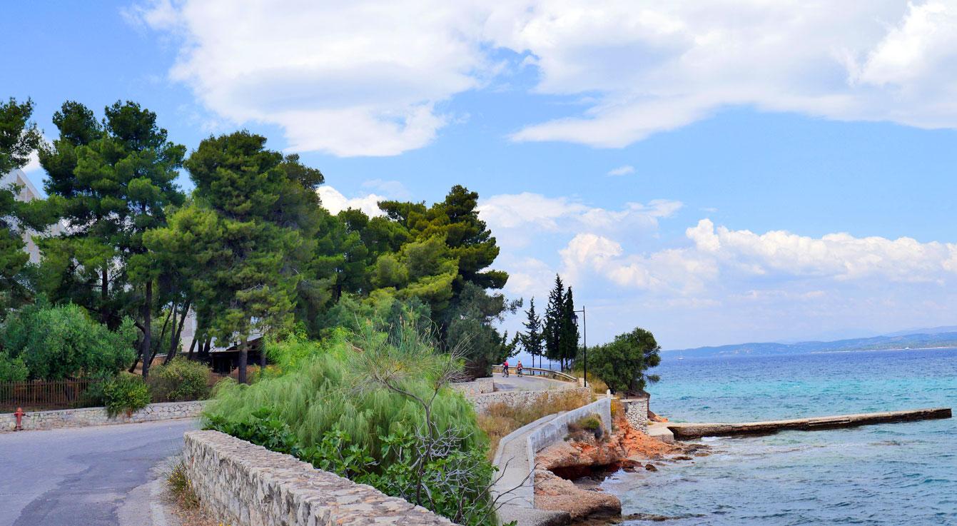 Ligoneri, Spetses