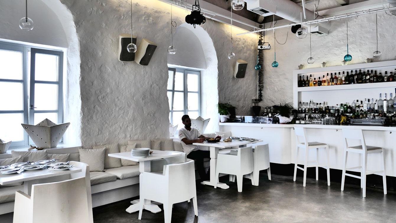 Restaurant Omilos (Hydra)