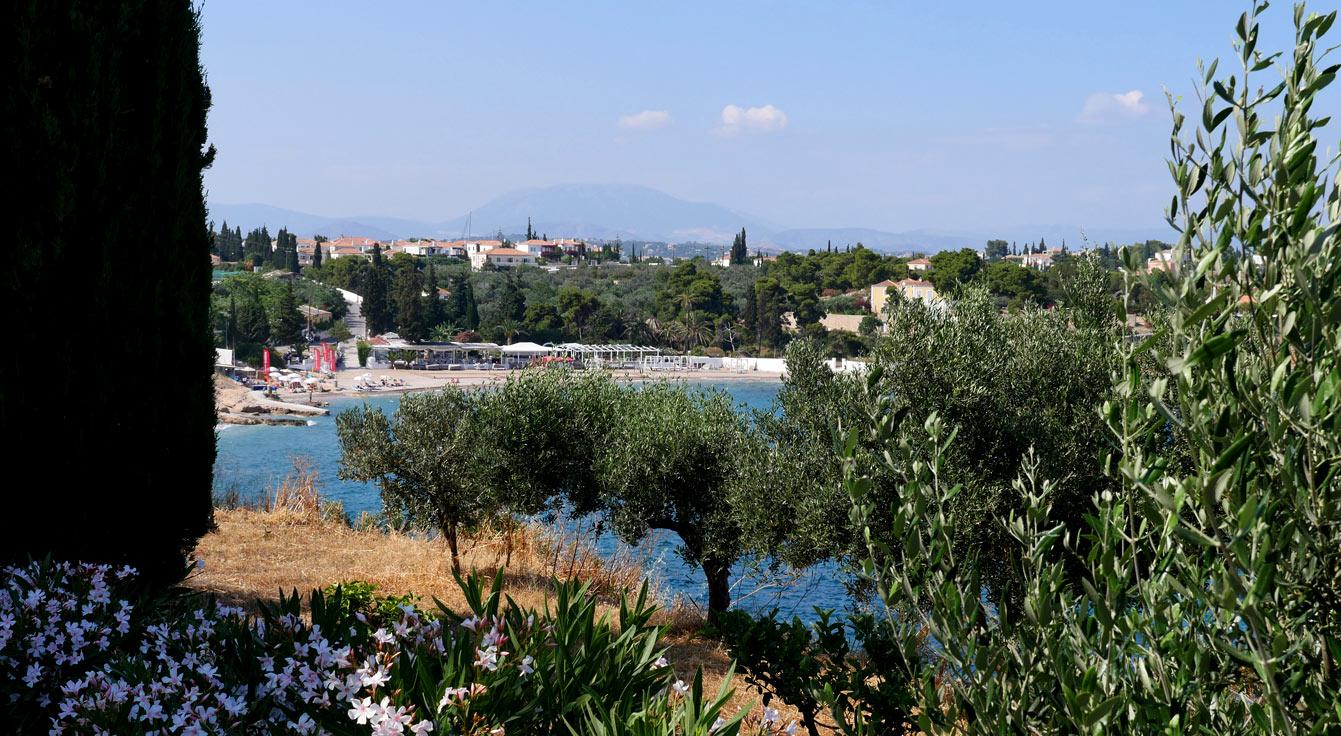 Agia Marina, Spetses