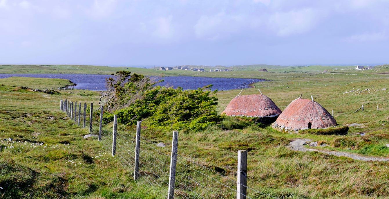 Norse Mill and Kiln (Île de Lewis)