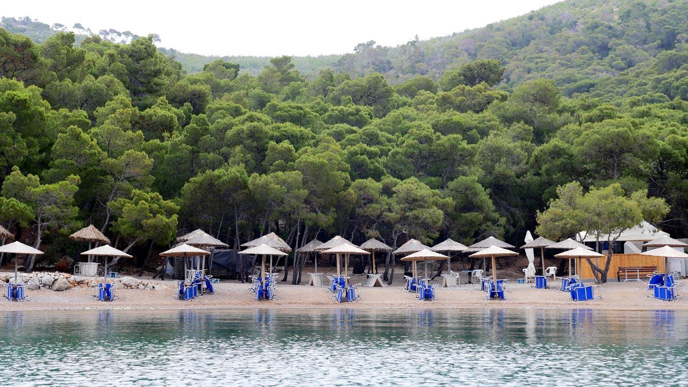 Bisti beach (Hydra)