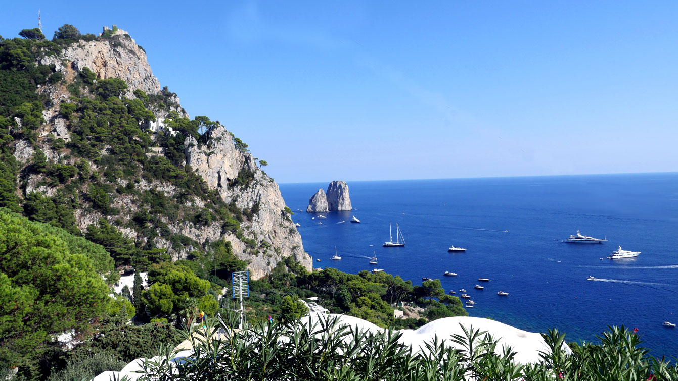 Faraglioni di Capri (Capri)