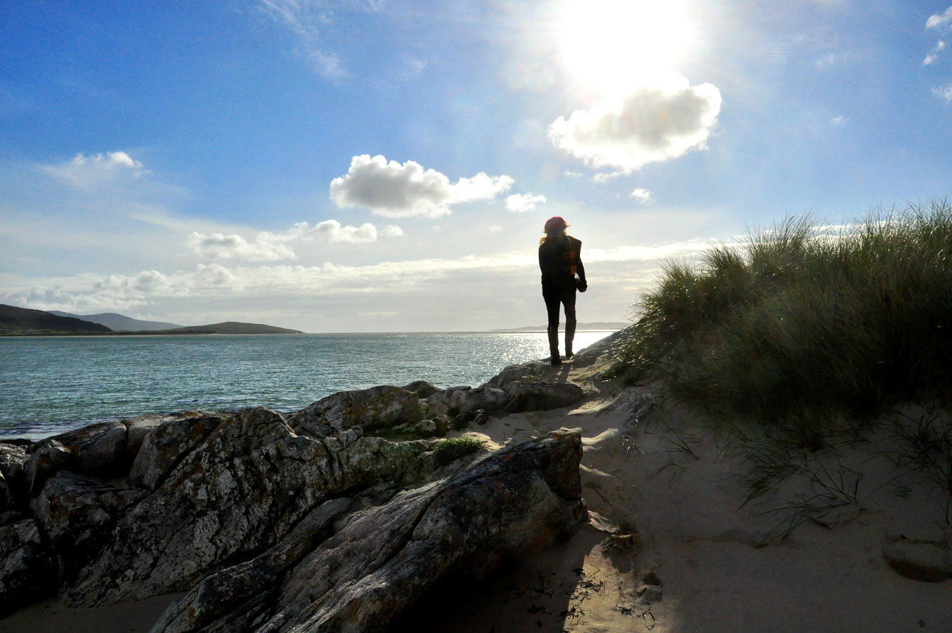 Luskentyre beach (Île de Harris)