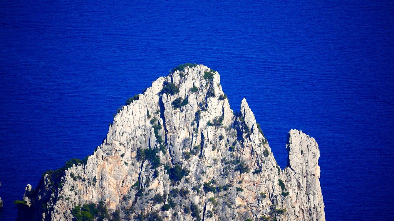 Faraglioni de Capri vu du monte Solaro (Capri)