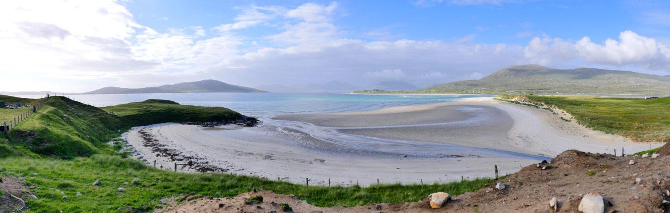 Seilebost beach (Île de Harris)