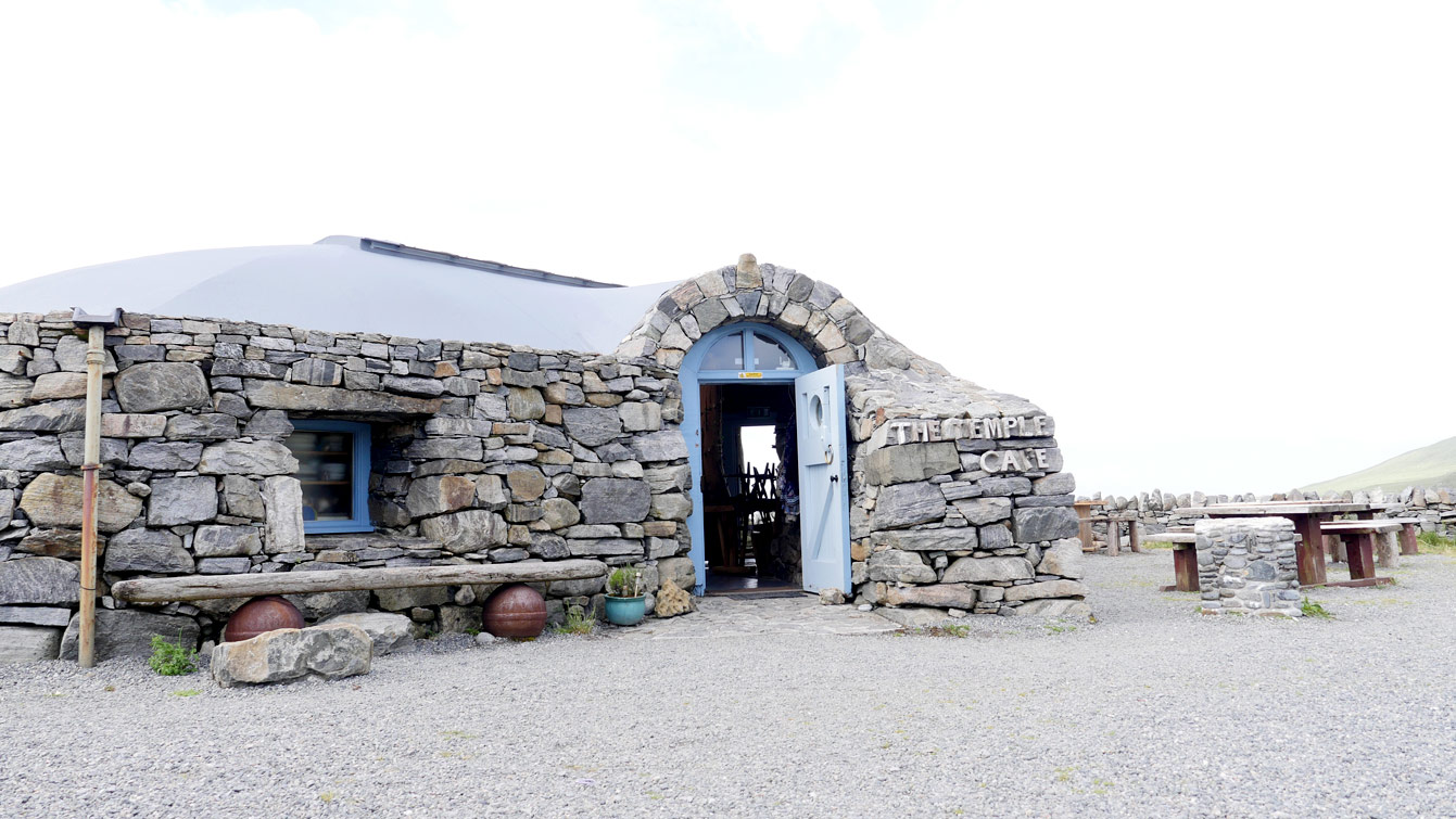 Temple cafe, Lewis and Harris