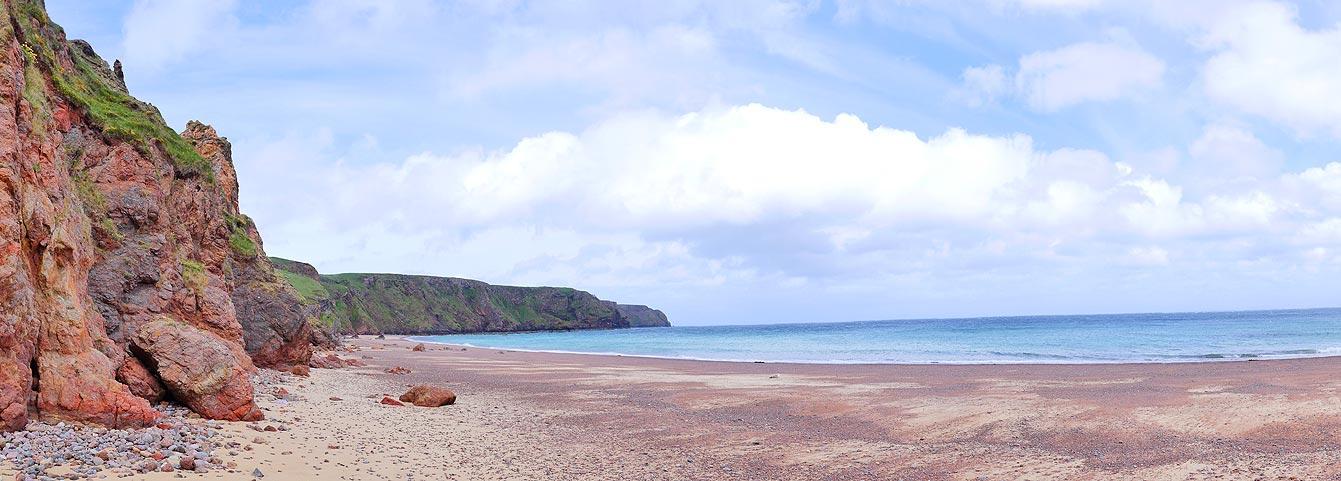 Tolsta Beach ou Ghioradail beach (Lewis et Harris)