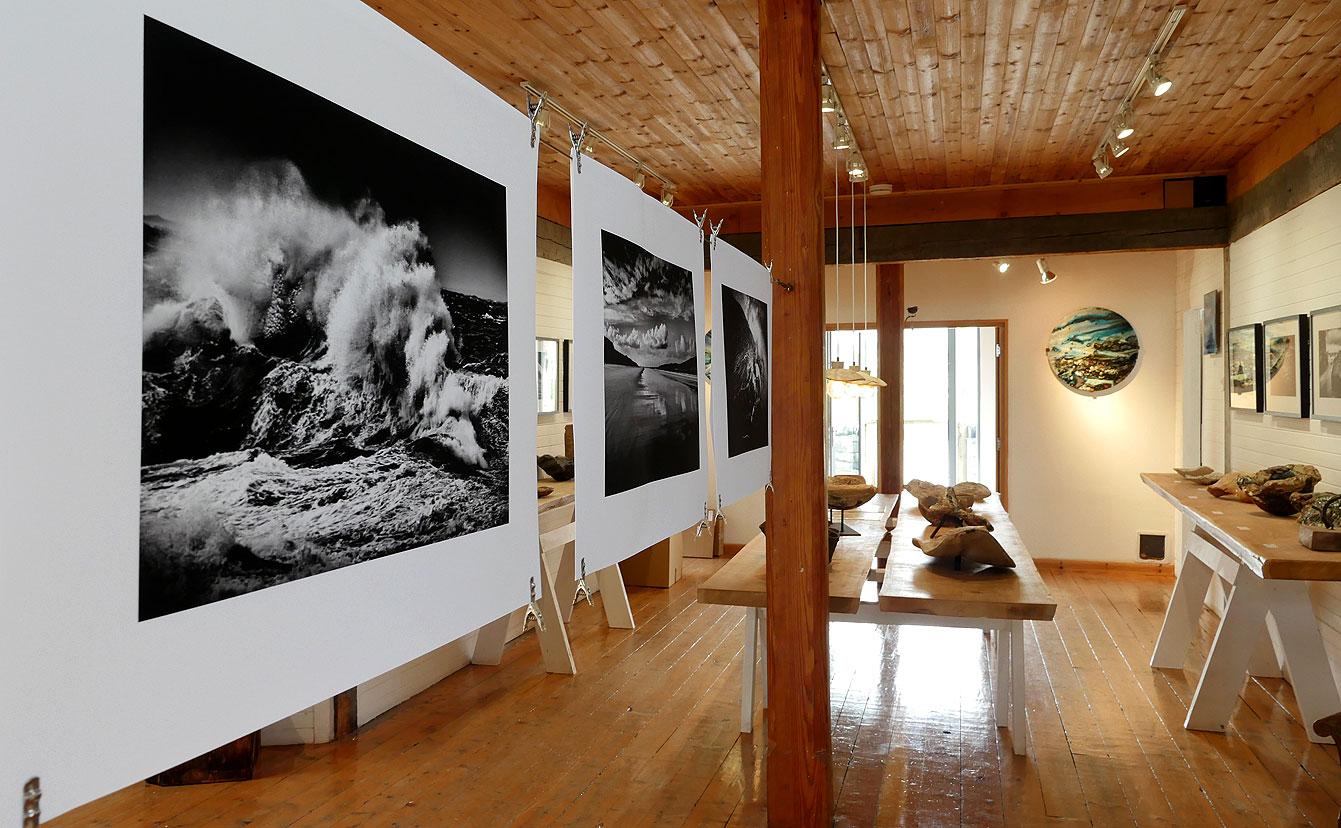 The Mission house Studio (Île de Harris)